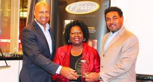 Community Stalwart Jean Augustine Receives Robinson Award