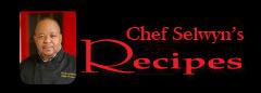 Chef Selwyn Richards