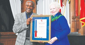 Pride News Magazine Publisher Honoured By National Ethnic Media Organization