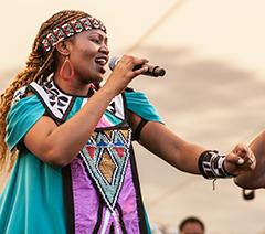Seja -- Soweto Gospel Choir -- COVER