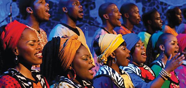 Celebrate The Holiday Season With The Soweto Gospel Choir
