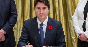 The Federal Liberals' Historic Cabinet Swearing-in Ceremony