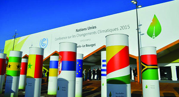 Climate Showdown Starts In Paris