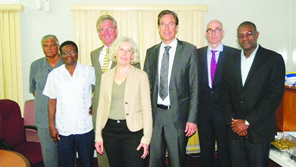 Dutch Team Makes Recommendations On Guyana's Drainage Problems