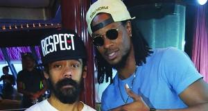 Omari Banks Records New Music In Jamaica