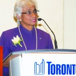 Kamala-Jean Gopie Cops Award Named After Toronto's First Black Councillor