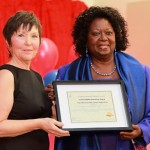 Hon. Jean Augustine Honoured By Youth For Human Rights