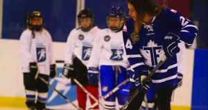 Playing Field Uneven For Canadian Female Athletes