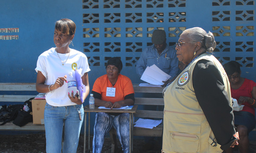 OAS Says Violence Undermines Electoral Process In Jamaica
