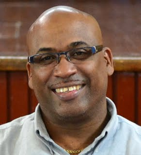 Christopher Henry, President of the Steel Workers Union of Trinidad and Tobago (SWUTT). Photo credit: SWUTT.