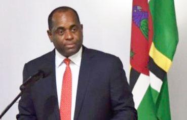 Dominica PM Skerritt