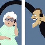 Don't Fall Victim To The Grandparent Scam