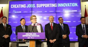 Ontario Government Helps SMEs Take New Technologies To Global Markets