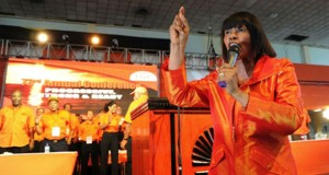 Jamaica's Opposition Leader Says She Will Not Allow Detractors To Destroy Party
