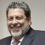 St. Vincent PM, Ralph Gonsalves.