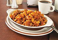 Tender Beefy Macaroni Meal