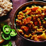 Sensational Two-Potato Vegan Chana Masala