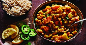 Sensational Two-Potato Vegan Chana Masala
