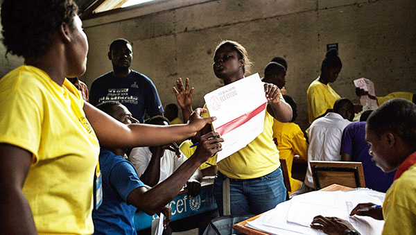 UN Security Council Wants Haiti To Complete Elections 'Without Further Delay'