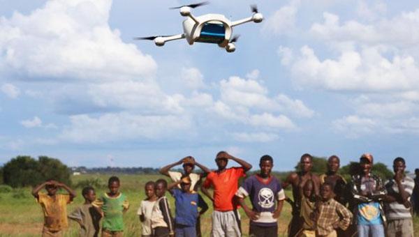 Saving Children's Lives In Africa Through Drones