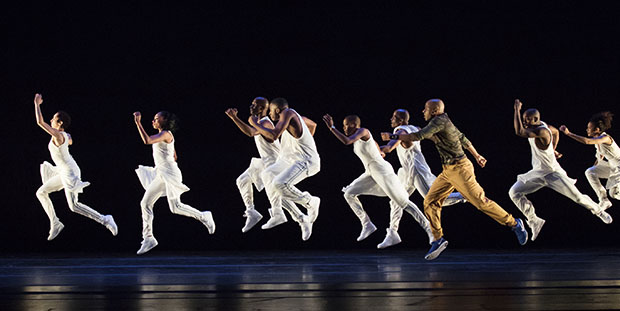 Alvin Ailey American Dance Theater Brings Premieres, New Productions And Classics To Toronto This Weekend