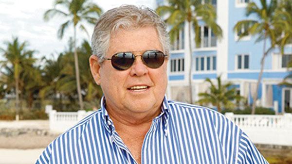 """Sandals Resort International Chairman, Gordon """"Butch"""" Stewart."""