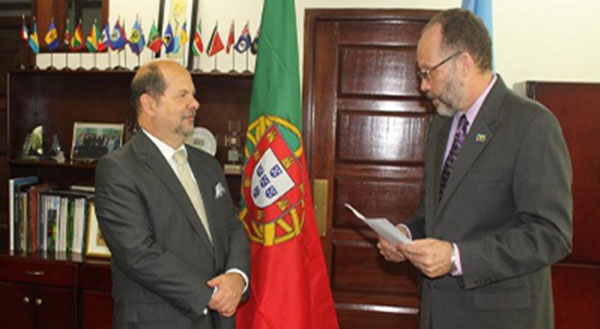 CARICOM Seeking Support From Portugal On Tax Issues