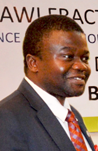 Malawi's Minister of Health, Peter Kumpalume. Photo courtesy of AO Alliance Foundation.