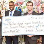 Formula Honda Donates $4,700.00 To The Scarborough Hospital Foundation