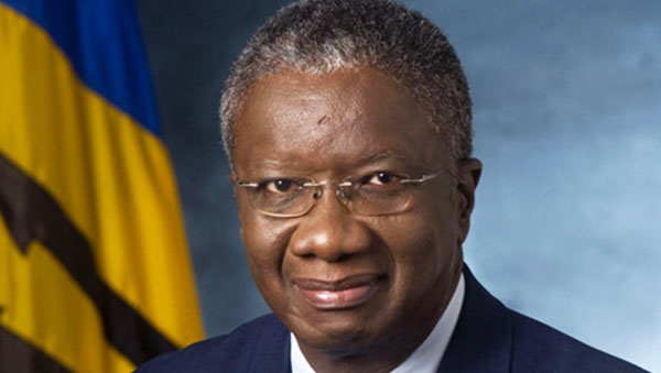 Barbados PM Honoured By British University