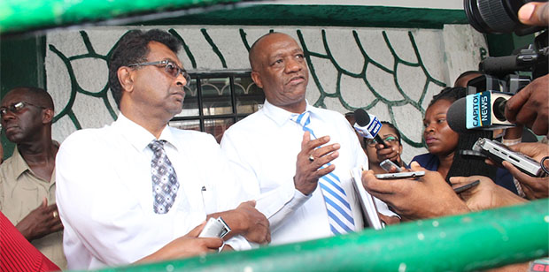 Guyana Government Ministers Hold Talks With Prisoners