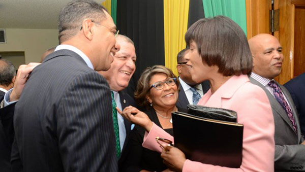 New Jamaica Prime Minister Promises To Lead By Example