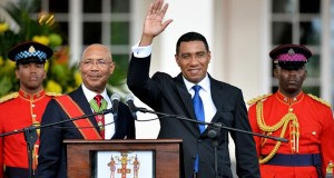 Andrew Michael Holness Sworn In As Prime Minister Of Jamaica