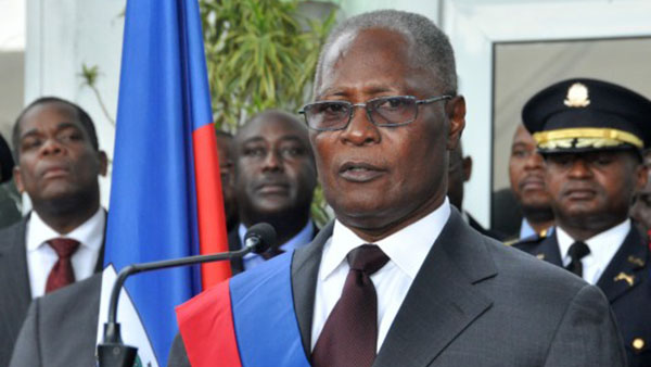 Haiti's Interim Government Sworn Into Office