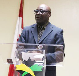Retired TPS deputy Chief, Keith Forde. Photo credit: Kingsley Gilliam.