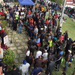 Bermuda Legislators Locked Out Of House As Protest Continues
