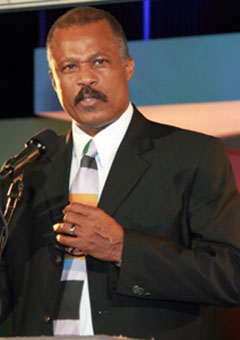UWI Vice-Chancellor, Sir Hillary Beckles. Photo credit: UWI.