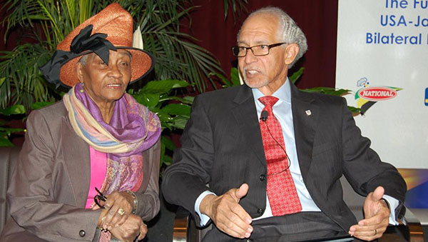 Former Ambassador Urges Jamaica To Make Use Of Diaspora In The US