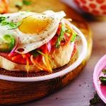 Banh Mi Breakfast Bialy