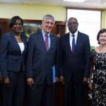 New Tourism Minister Discusses Pre-clearance Prospects With US Ambassador