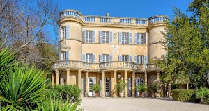 French Castle With Picasso Murals For Sale