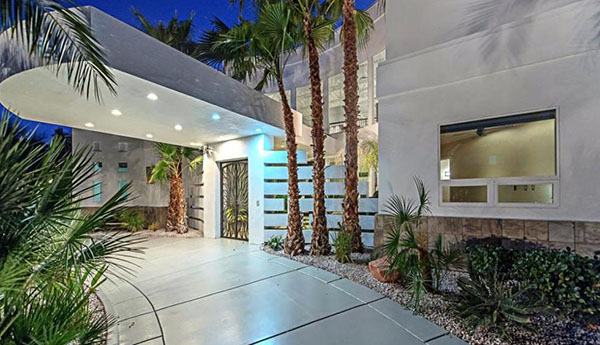 Mike Tyson's Las Vegas Home For Sale
