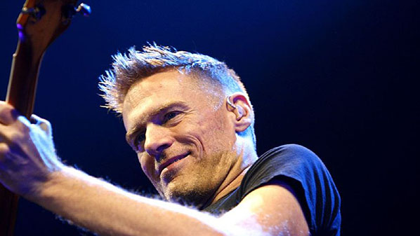 Canadian Singer, Bryan Adams Helps Launch Fund In St. Vincent