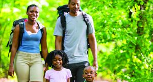 Make Family Time An Active Affair