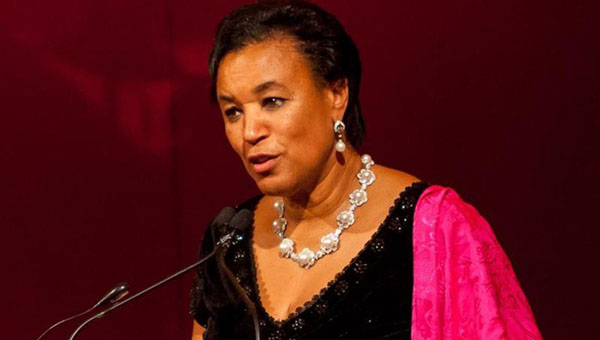 New Commonwealth Secretary General, Baroness Patricia Scotland, Starts Work