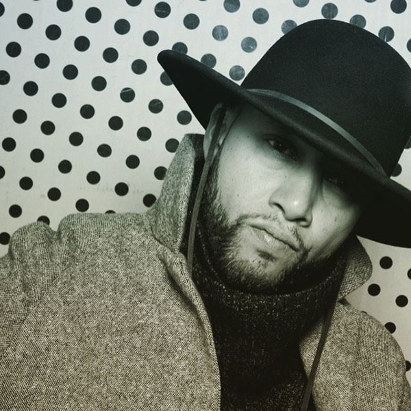Director X, who now sports a thick, well-groomed beard, is reported to have a net worth of $5 million. Photo courtesy of Prism Prize.