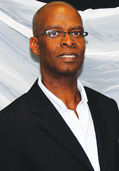 Dr. Carl James is Director of the York Centre for Education and Community at York University. Photo credit: ACAA.