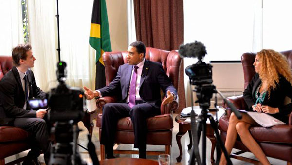 Jamaican Government Committed To Developing Sound Economic Growth Policies