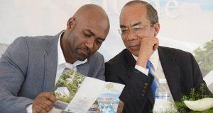 Ground Broken For $7 Billion Housing Development At Innswood In Jamaica