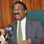 Guyana Attorney General, Basil Williams.
